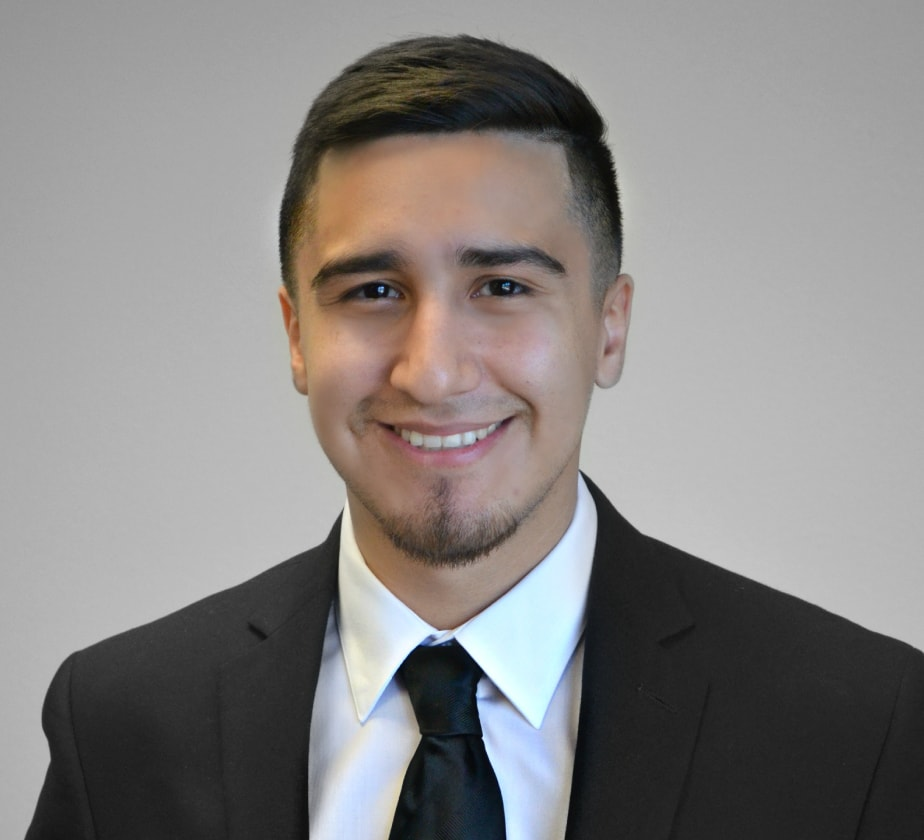 Luis Magallanes - Staff Accountant